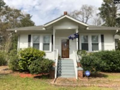 Columbia Single Family Home For Sale: 907 Timrod