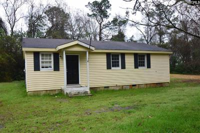 Kershaw County Single Family Home For Sale: 1204 Old Elliott