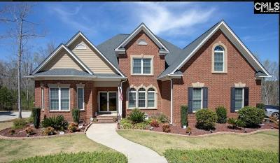Blythewood Single Family Home For Sale: 50 W Sugarberry