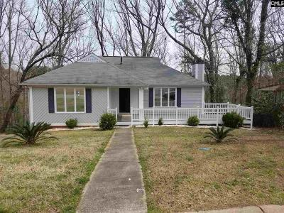 Columbia Single Family Home For Sale: 205 Basinghouse