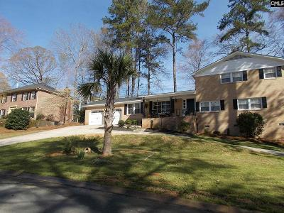 West Columbia Single Family Home For Sale: 2425 Feather Run