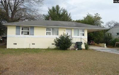Columbia Single Family Home For Sale: 1218 Suber