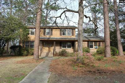Richland County Single Family Home For Sale: 2208 Greenoaks