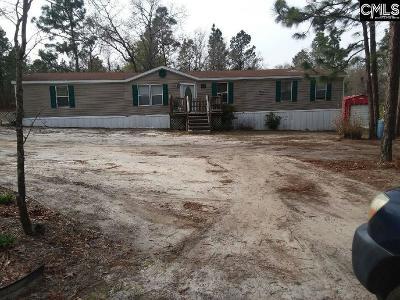 Leesville Single Family Home For Sale: 1268 Hartley Quarter