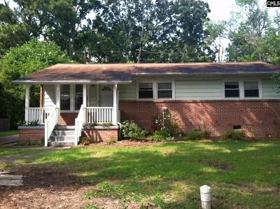 Columbia Single Family Home For Sale: 2807 Holt