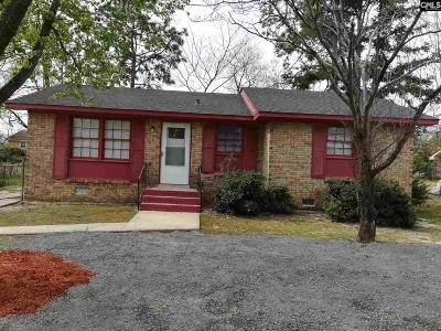 Columbia Single Family Home For Sale: 3933 Trotter