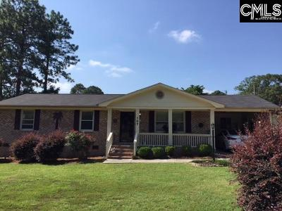 West Columbia Single Family Home For Sale: 107 Sedgewood