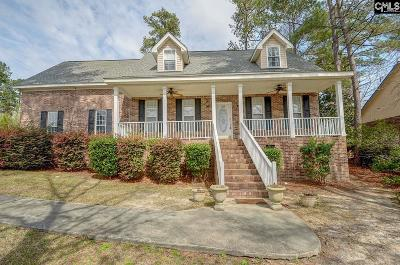 Richland County Single Family Home For Sale: 134 Emerald Lake