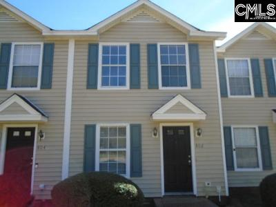 Columbia Townhouse For Sale: 802 Whaley