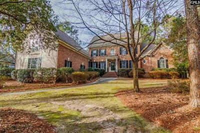 Columbia Single Family Home For Sale: 205 Aiken Hunt