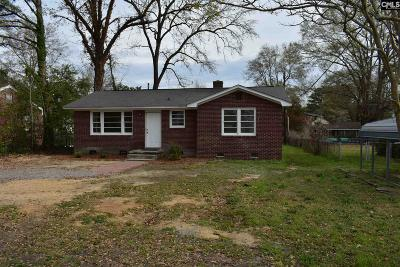 Columbia Single Family Home For Sale: 13 Ansley
