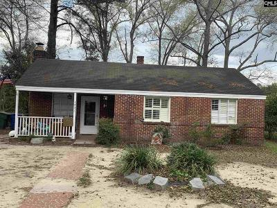 Columbia Single Family Home For Sale: 1726 Westminster