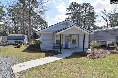 Fairfield County, Lexington County, Richland County Single Family Home For Sale: 112 Lakeshore