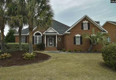West Columbia Single Family Home For Sale: 229 Clubhouse
