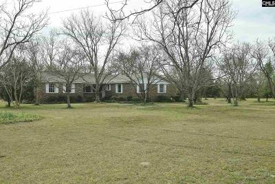 Gaston Single Family Home For Sale: 1333 We Jeffcoat