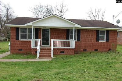 Newberry County Single Family Home For Sale: 2117 Ola