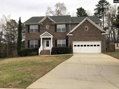 Irmo Single Family Home For Sale: 20 Caedmon's Walk