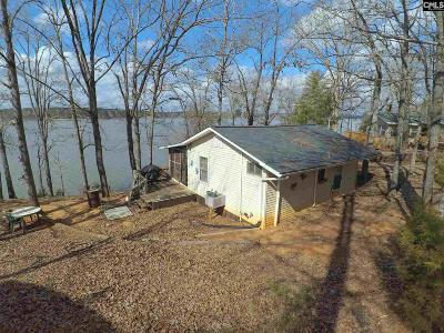Wateree Hills, Lake Wateree, wateree keys, wateree estate, lake wateree - the woods Single Family Home For Sale: 2160 Horton Cove