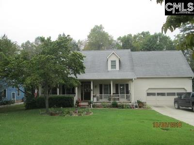 West Columbia Single Family Home For Sale: 237 Bradley
