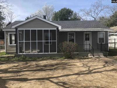 West Columbia Single Family Home For Sale: 1010 Sox