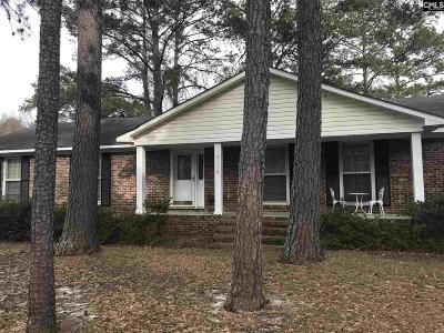 Kershaw County Single Family Home For Sale: 2116 Airline