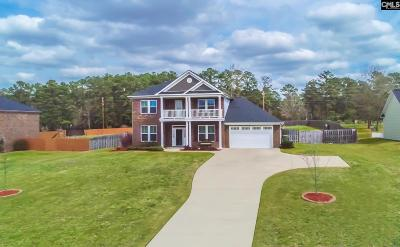 Kershaw County Single Family Home For Sale: 116 Hackamore