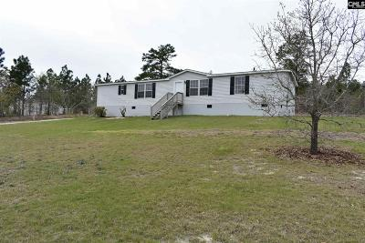 Lugoff Single Family Home For Sale: 1576 Fort Jackson