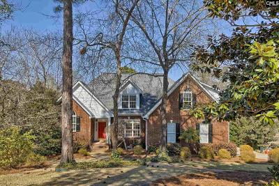 Blythewood Single Family Home For Sale: 11 Crescent Lake