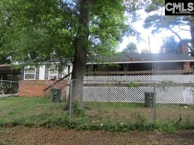 Columbia SC Multi Family Home For Sale: $76,000