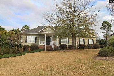 West Columbia Single Family Home For Sale: 105 Highgrove