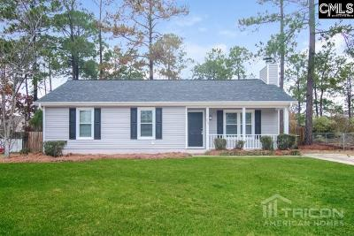 Richland County Rental For Rent: 209 Castlwood