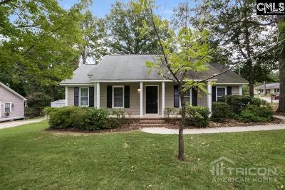 Richland County Rental For Rent: 135 Little Hampton