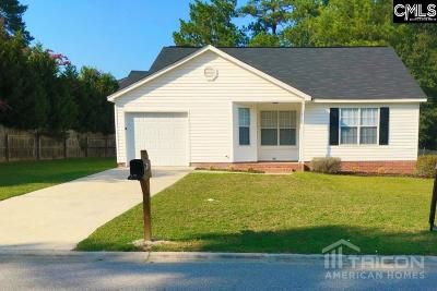 Richland County Rental For Rent: 109 Jaybird