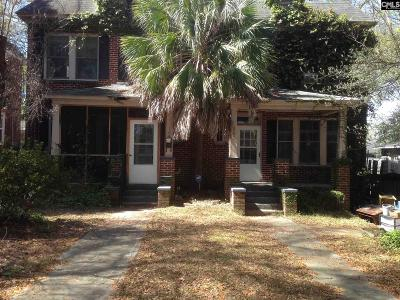 Columbia SC Multi Family Home For Sale: $289,000