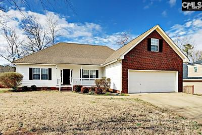 Fairfield County, Lexington County, Richland County Rental For Rent: 172 Tanners Mill