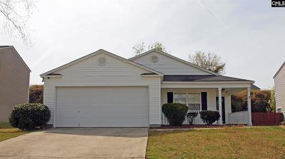 Columbia Single Family Home For Sale: 3 Summer
