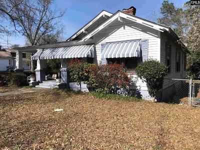 Columbia Single Family Home For Sale: 4520 Colonial