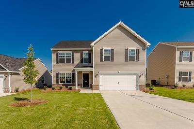 West Columbia Single Family Home For Sale: 312 Oristo Ridge