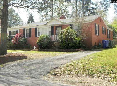 Rosewood Single Family Home For Sale: 1035 Wando