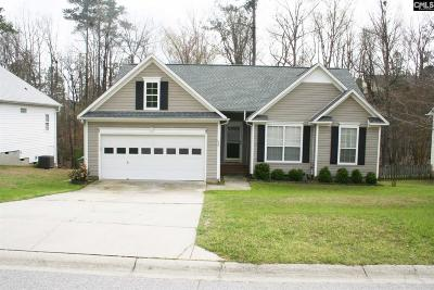 Irmo Single Family Home For Sale: 609 Beech Branch