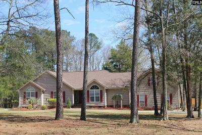 Lexington County, Newberry County, Richland County, Saluda County Single Family Home For Sale: 132 Scooter Bridge