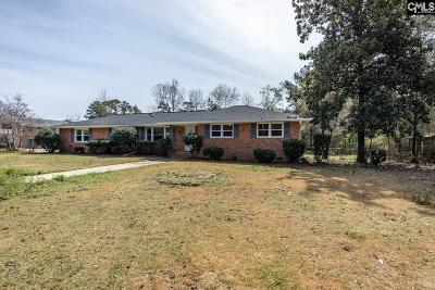 Columbia Single Family Home For Sale: 1204 Piney Grove