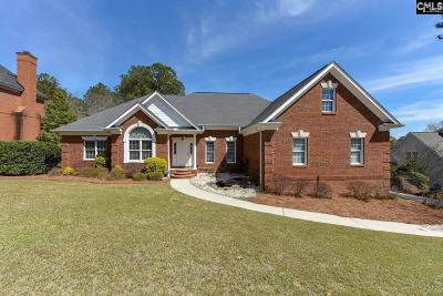 Blythewood Single Family Home For Sale: 6 W Wessex