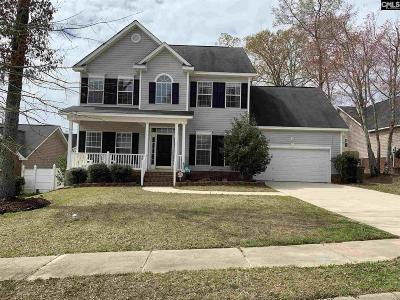 Irmo Single Family Home For Sale: 3 Valley Falls