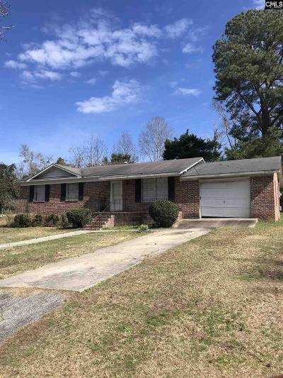 Orangeburg Single Family Home For Sale: 427 Huson