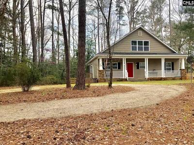 Batesburg SC Single Family Home Sold: $292,000