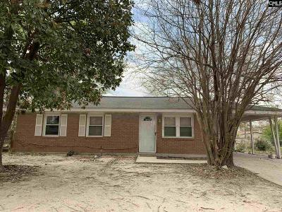 Cayce, Springdale, West Columbia Single Family Home For Sale: 1136 Charlotte