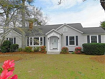 Lexington County Single Family Home For Sale: 635 E Church