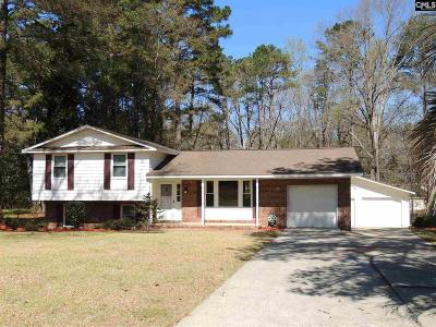 Columbia SC Single Family Home For Sale: $124,900