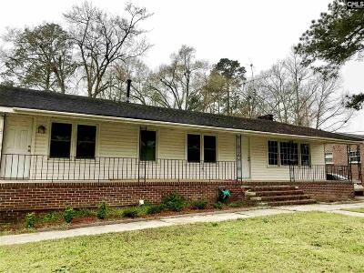 Orangeburg Single Family Home For Sale: 1765 Windsor